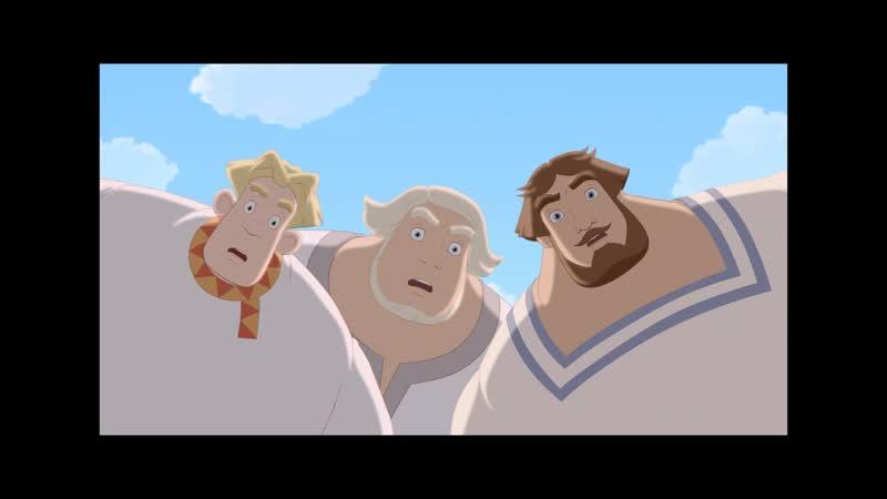 Три богатыря и наследница престола 6
