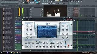 Witch House & Darkrave FL Studio 12.5