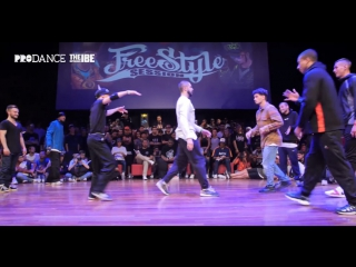 Team Ukraine vs Momentum Crew - FINAL - Freestyle Session x IBE 2017