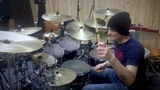 Kelly Clarkson - Since you been gone (Drum Cover by Vadim Danilov)
