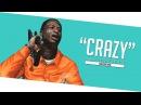 """""""CRAZY"""" Trap Beat Instrumental x Hard Trap Beat 2017 [Prod By: Maniac Beatz]"""
