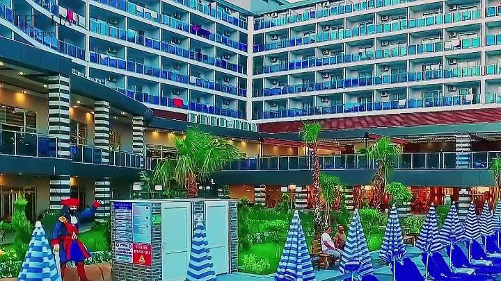 Eftalia Ocean Resort Spa 5* Алания