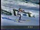 Биатлон-1997. Чемпионат Мира в Осрблье. Гонка преследования. Мужчины.