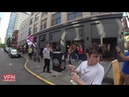 4K  Battle of Portland  Antifa vs Proud Boys