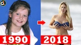 90's Celebrities Actress