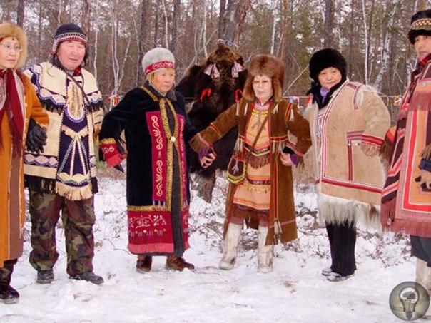 Народы Севера. Эвенки