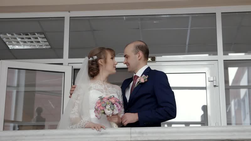 Свадьба Татьяны и Михаила