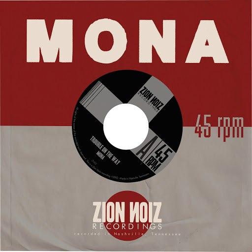 Mona альбом Trouble On The Way
