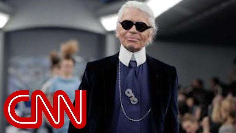Karl Lagerfeld, pioneering fashion designer, has died