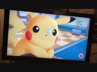 you can make pikachu sneeze