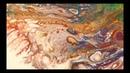 Заливка Акрилом, Краска ПВА силикон. Pouring acrylic- Paints PVA silicon