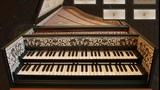 Johann Sebastian Bach Prelude and Fugue No. 6 in D minor, BWV 875 (Evgeniy E. Moshkin, harpsichord)