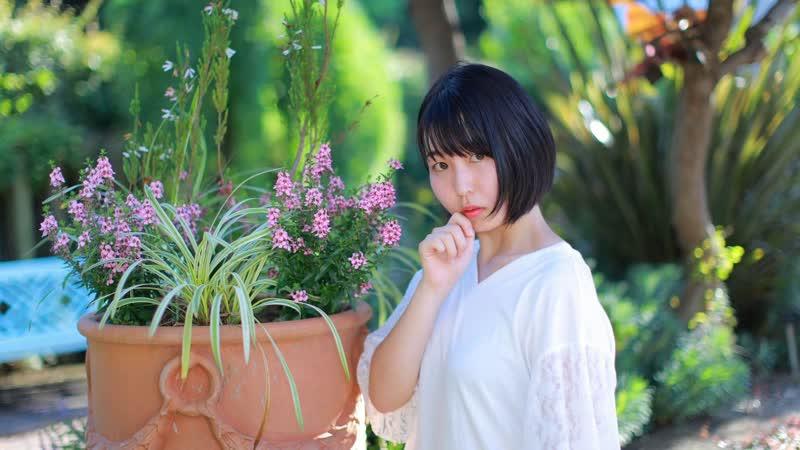 【気温37℃の中】 恋の魔法 踊ってみた 【美咲】 sm33630081