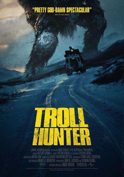 Охотник на троллей (2010)