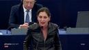 Aussprache im EU-Parlament zur Rede von Angela Merkel zur Zukunft Europas am 13.11.18
