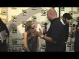 » Хлоя Грейс Моретц (Морец) — San Diego Comic-Con 2009 Kick-Ass Interview. #3 #CMN