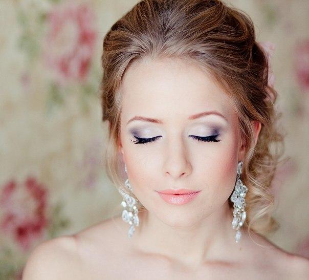 Вечерний макияж на свадьбу гостей