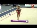 Александра Солдатова - Мяч(финал) 19.30(10.30, 9.00)