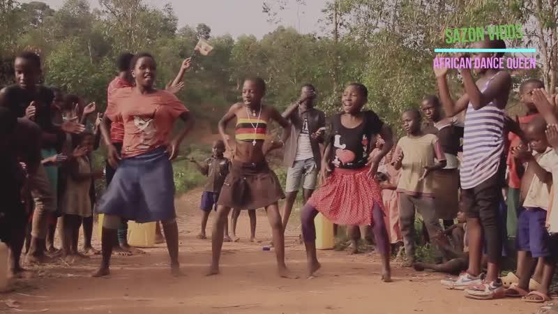 SAZON VIDOS - African Dance Queen