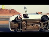 Crazy arab wheel change in saudi Arabia
