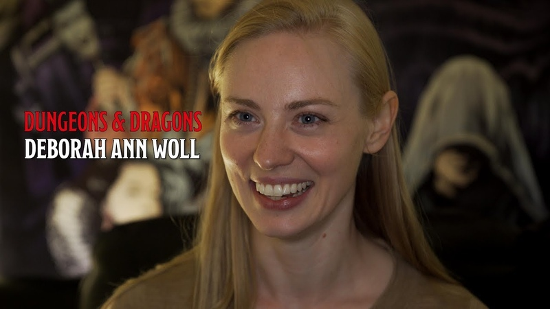 Deborah Ann Woll talks DD, Acting and Storytelling