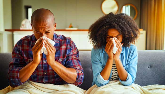 Безрецептурная терапия синусита пазух носа