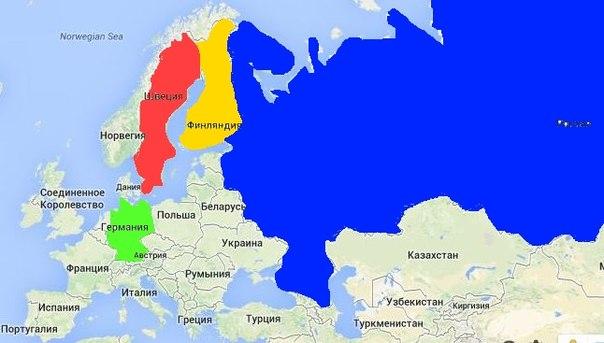 Країни, які виховали володарок ВКГ