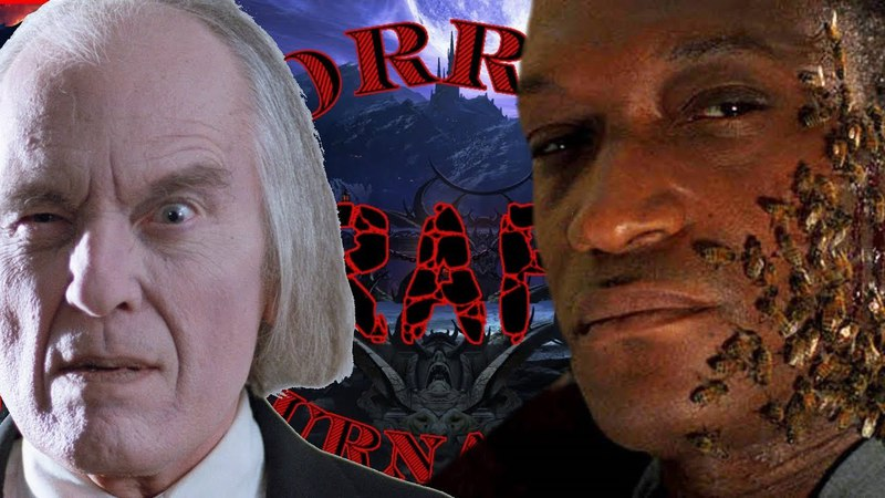 Tallman vs Candyman. Horror Rap Tournament. 1/8 финала. 11 из 16