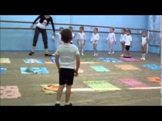 Занятия для детей в Краснодаре - Гимнастика, дети от 3-х лет