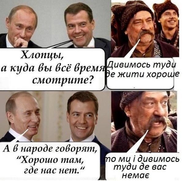 """Don't Serve the Dictator of Ukraine!"": Евромайдан дошел до Wall Street - Цензор.НЕТ 915"