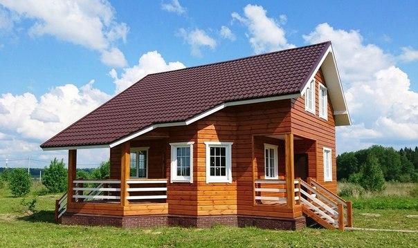 Уютный дачный домик.