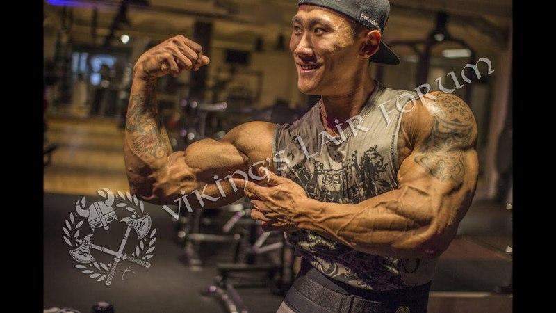 Подопечный Дмитрий Ли тренировочный процесс