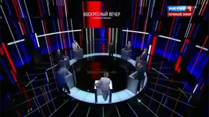 Предатели Украины Марков и Симоненко в эфире рос агитпрома выясняют кто из них более малорос