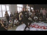 Катя Огонёк vs Dingo  DANCEHALL  18  CXODKA 2