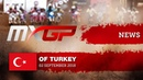 NEWS Highlights - MXGP of Turkey, Afyon 2018