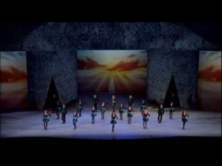 Riverdance The New Show (1996) - Part 1 - Риверданс Танцы Новое Шоу 1996