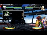KoF XIII K' Basic HD Combo 3 bars