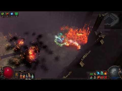 Oni-Goroshi Scion (Molten Strike) Vs The Shaper and His Guardians