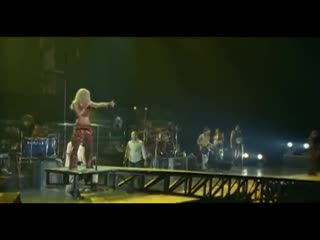 Shakira - Whenever, Wherever (from Live Off the Record) 2003