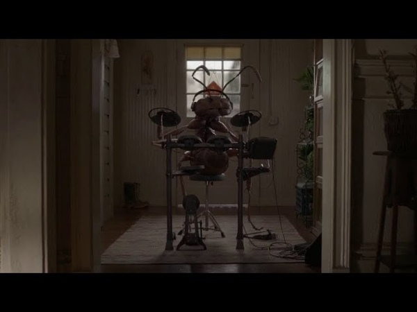 Antony Plays Drums |Ant-Man and the Wasp[1080p]