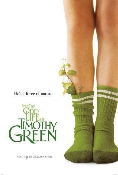 Странная жизнь Тимоти Грина (2012)