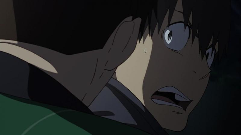Почувствуй ветер Kaze ga Tsuyoku Fuite Iru 01 RAW
