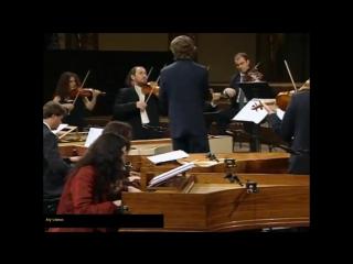 1063 j. s. bach -concerto for 3 keyboards bwv 1063 d minor katia + marielle labeque il giardino armonico