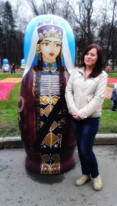 Екатерина Московкина, 25 апреля 1991, Москва, id139279849