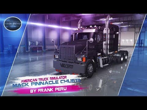 ATS v1 33x Mack Pinnacle CHU613 by Frank Peru