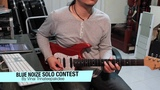 (2nd place) Bluenoize guitar solo contest smooth version by Vinai Trinateepakdee