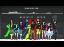 「daze」TV SIZE (English Cover)【JubyPhonic】