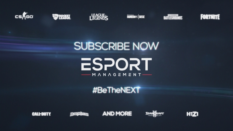 Esport Management - BeTheNext