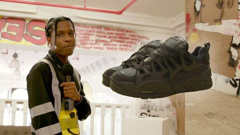 ASAP Rocky on What You Need to Know About His Hyped Under Armour Collab