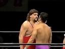 UWFI Show №19 Pro-Wrestling World Heavyweight Championship: Nobuhiko Takada vs Gary Albright